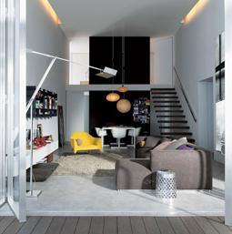 Квартира — евродвушка: планировка, особенности дизайна и