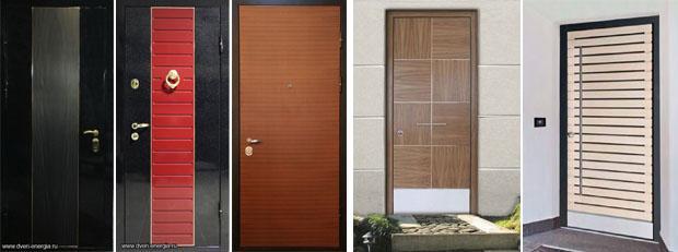 фото дизайн входные двери