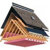 Утепление крыши дома