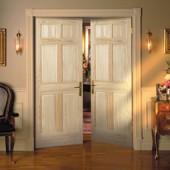 Натуральные межкомнатные двери