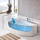 Акриловые гидромассажные ванны