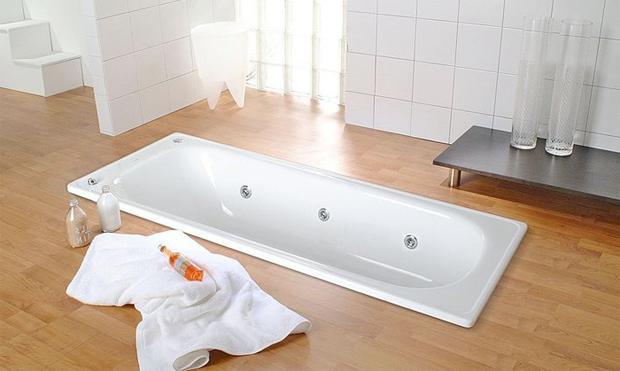 В связи с этим, установка гидромассажной ванны требует присутствия профессионального электрика, который должен.