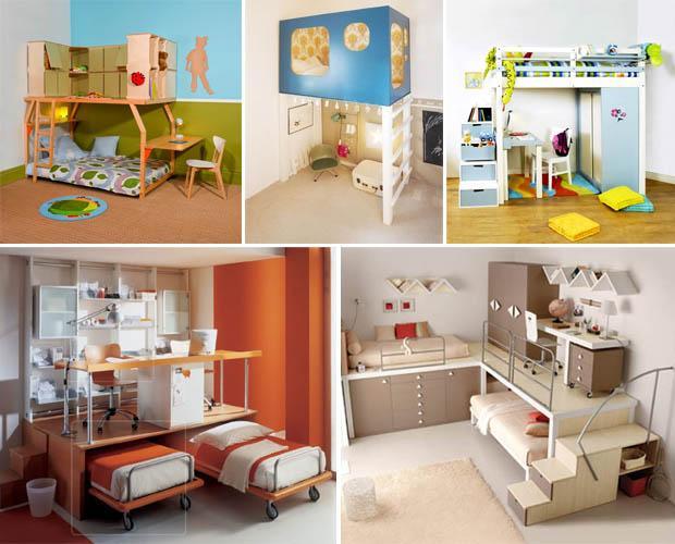Мебель для двоих детей своими руками
