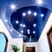 Потолочные светильники для натяжных потолков