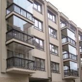 Сколько стоит остекление балкона