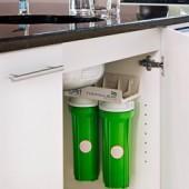 Установка фильтров очистки воды
