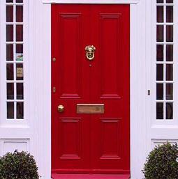 Фен шуй входной двери