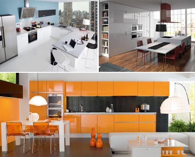 Как расставить мебель на кухне