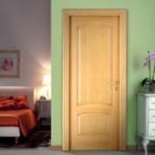 Шпонированные или ламинированные двери