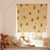 Римские шторы в детскую