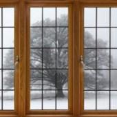 Зимние пластиковые окна