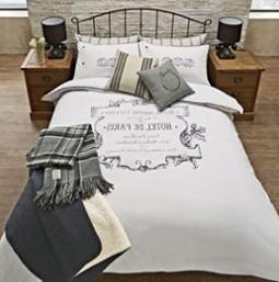 Печать на постельном белье