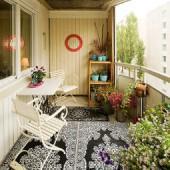 Стоимость утепления балкона