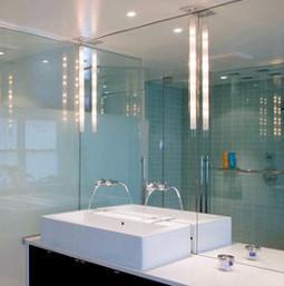 Светильники для зеркала в ванной