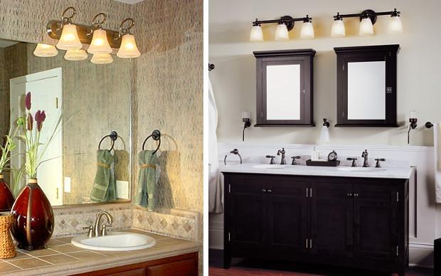 Влагозащищенные светильники для ванной