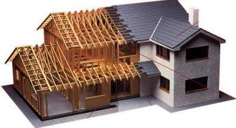 Технология каркасно-щитового дома