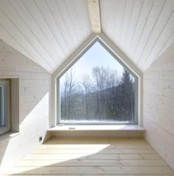 Деревянные финские окна