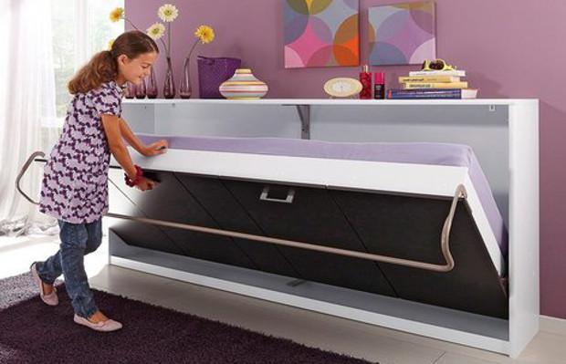 Детские подъемные кровати