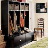 Встроенная мебель для прихожей